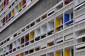 Le Corbusier 'Habitation' Marseille 1952